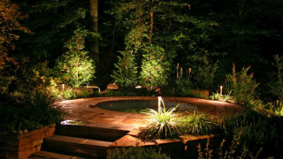 Garden Lights & Automation